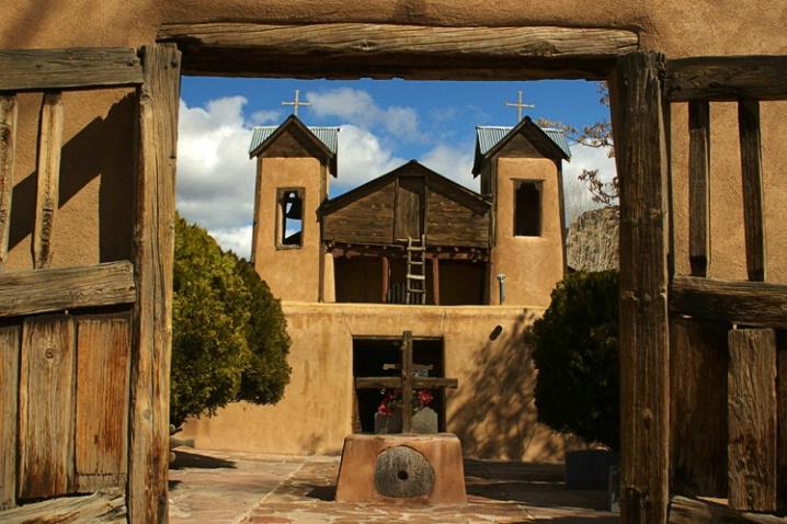 Chimayo Church, New Mexico