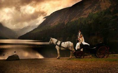 Wedding At Glendalough Ireland