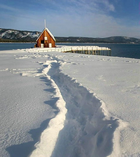 Chambers Landing at Lake Tahoe