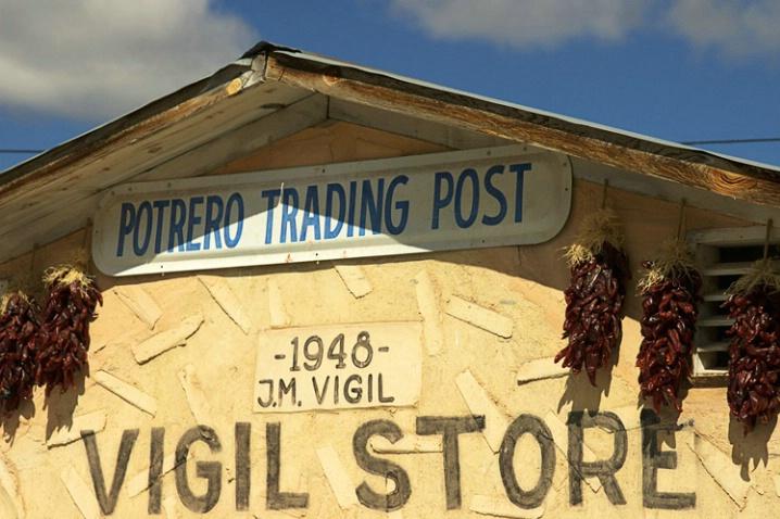 Trading Post, Chimayo, New Mexico