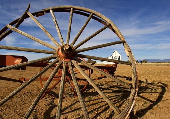 Wagon Wheel View