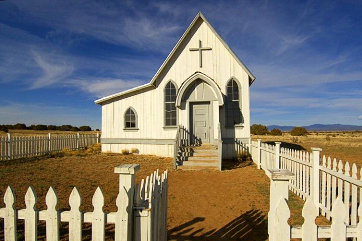 Little Church on the Prairie