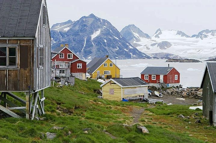 Kulusuk Village