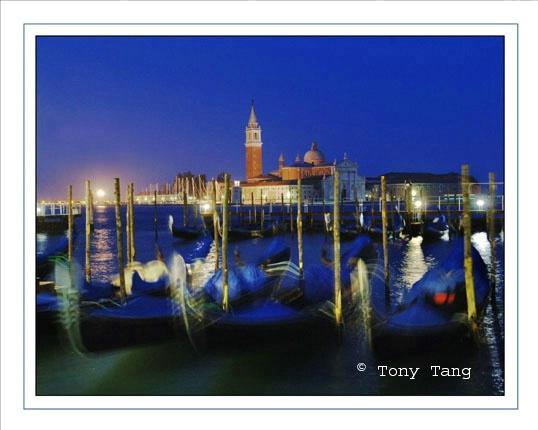 Venice -  At Night