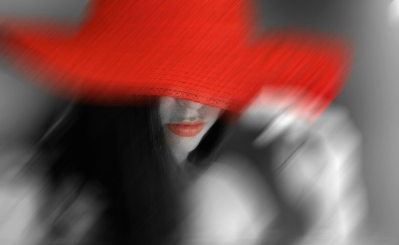 Abstract of Model with Red Hat