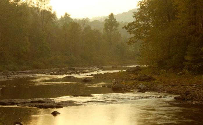 South Fork River Morning