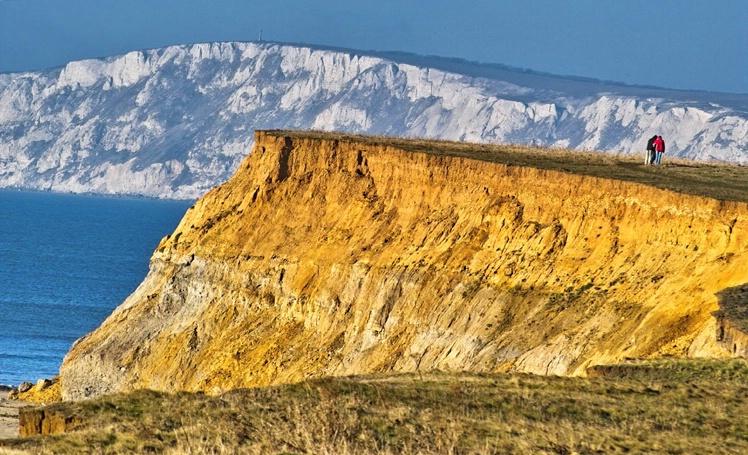 Compton Cliffs