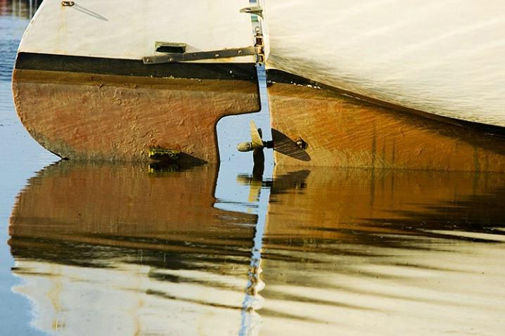 Rudder Reflection