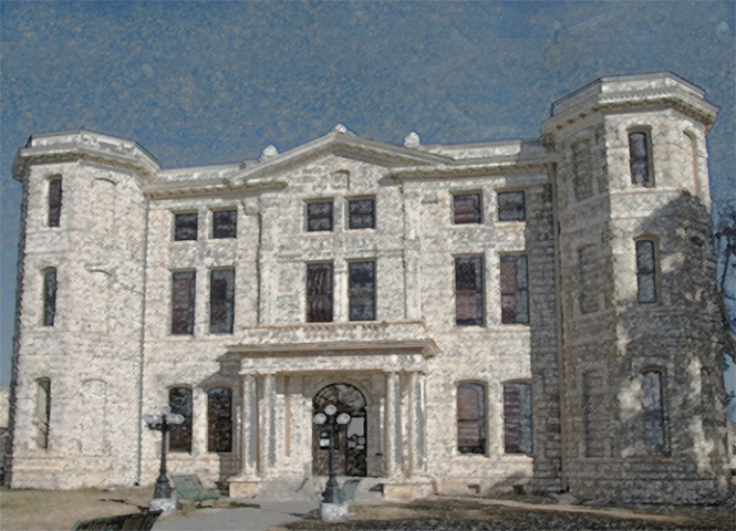 Historic Courthouse Val Verde County