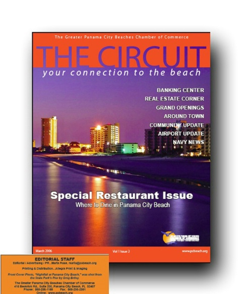 "Cover Photo of ""The Circuit"""
