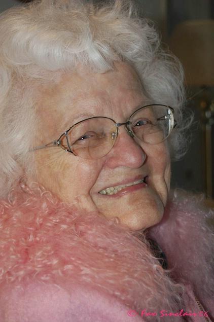 Beautiful Mom is 91