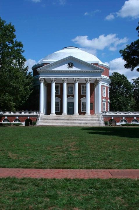 Rotunda at UVA