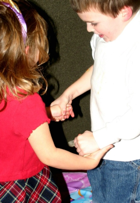 DO YOU WANNA DANCE AND HOLD MY HAND?