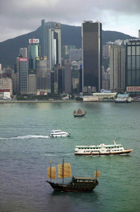 Old, New and Modern Hong Kong