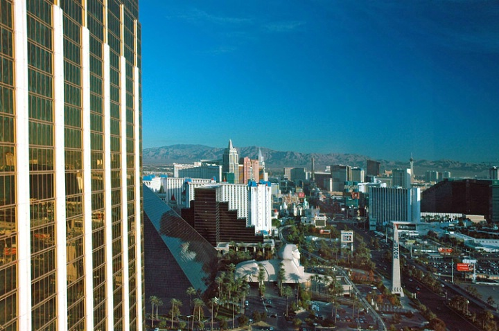 The Strip By Day
