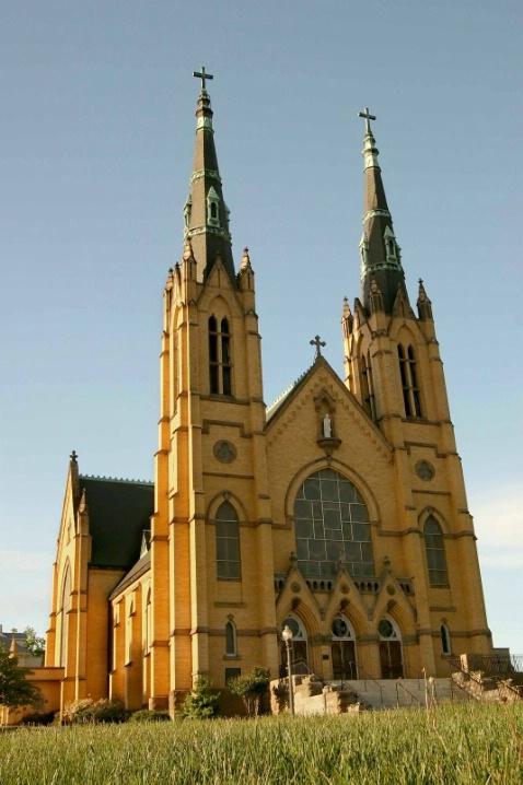 St Andrew's Catholic Church, Roanoke, VA