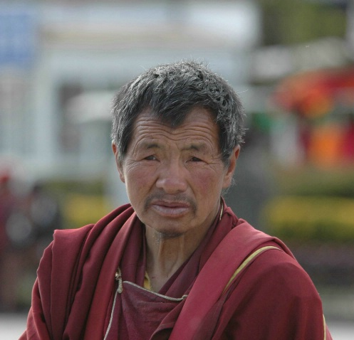 Gentle Monk