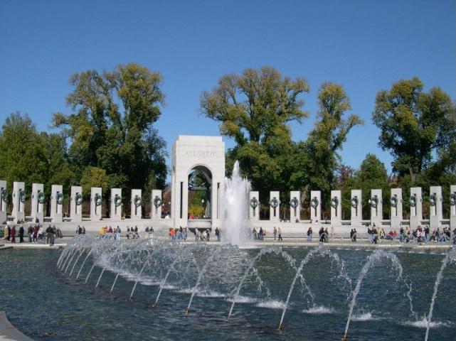 World War II Monument- Washington, DC