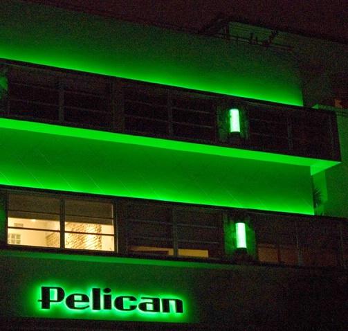 Green Pelican Miami