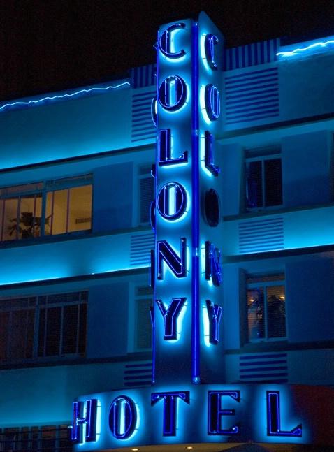 Blue Hotel Miami