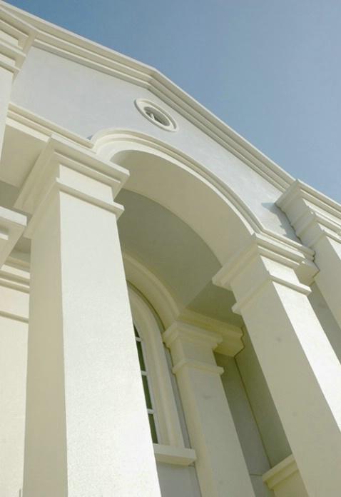 Tall Arches