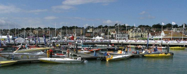 Cowes Harbour