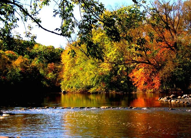 Huron River - MI