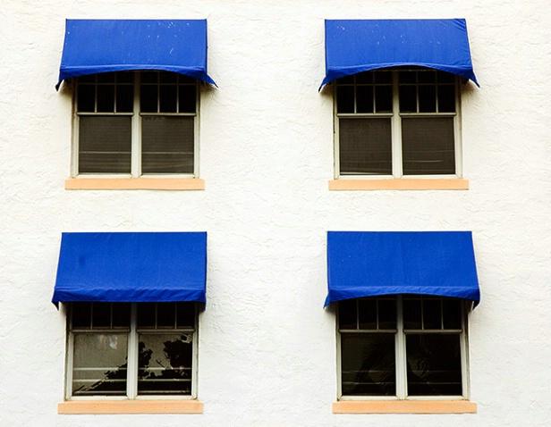 Shading the Windows