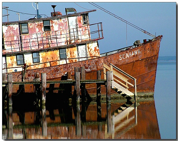 Assateague Boat