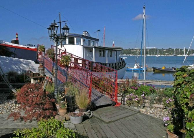 Bembridge Houseboat
