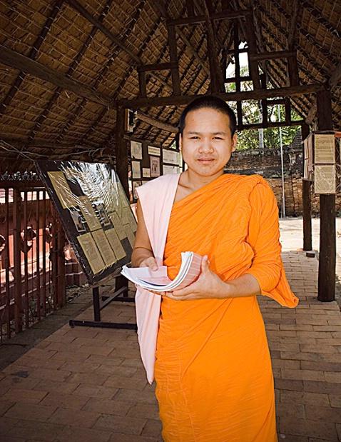 Worldy Monk