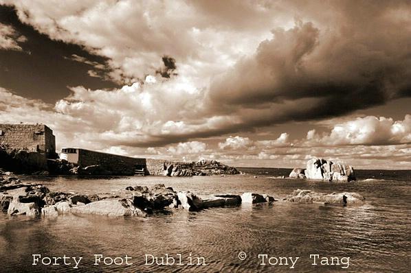 Forty Foot Dublin