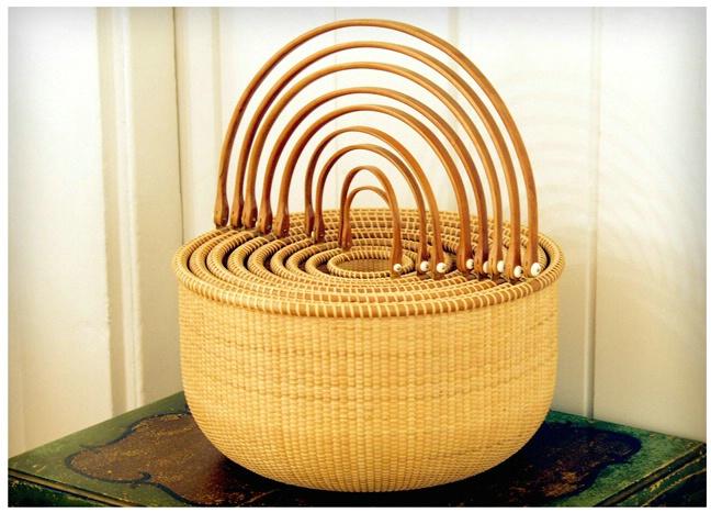 Nantucket  Baskets  #120