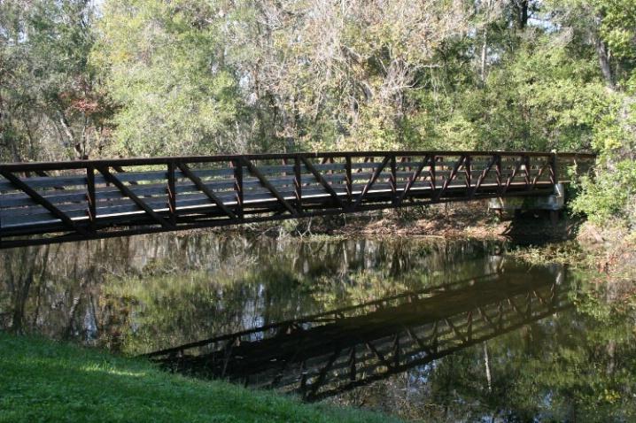 Bridge Over Little River