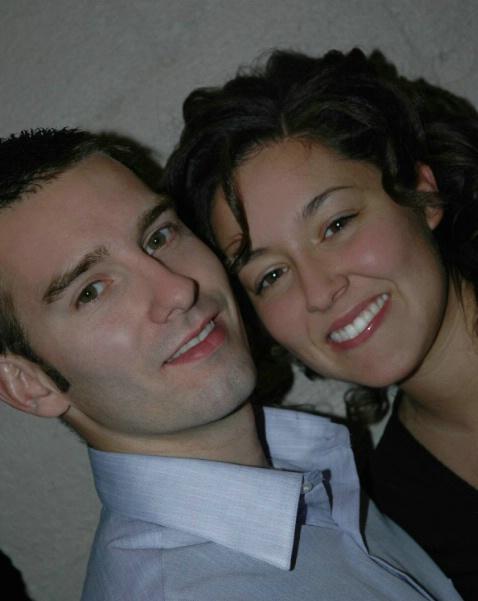 Charlotte & Josh the Newlyweds