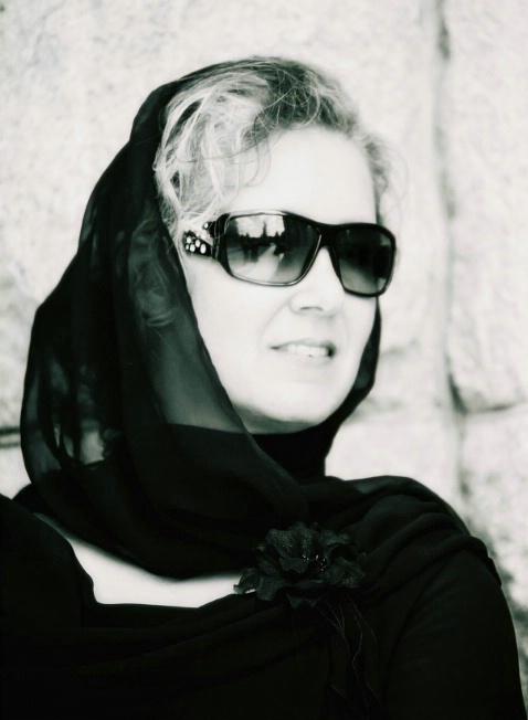 Me in Black & White