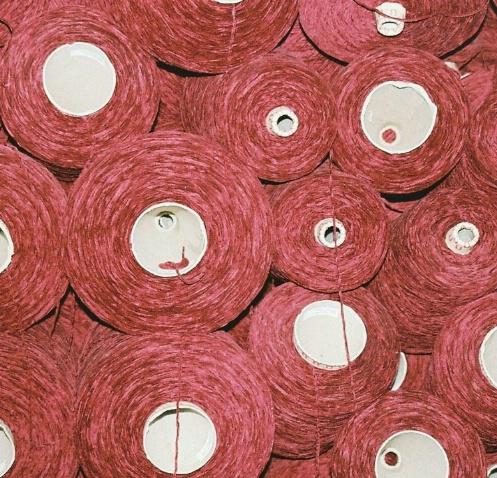 Pile of Yarn - Before