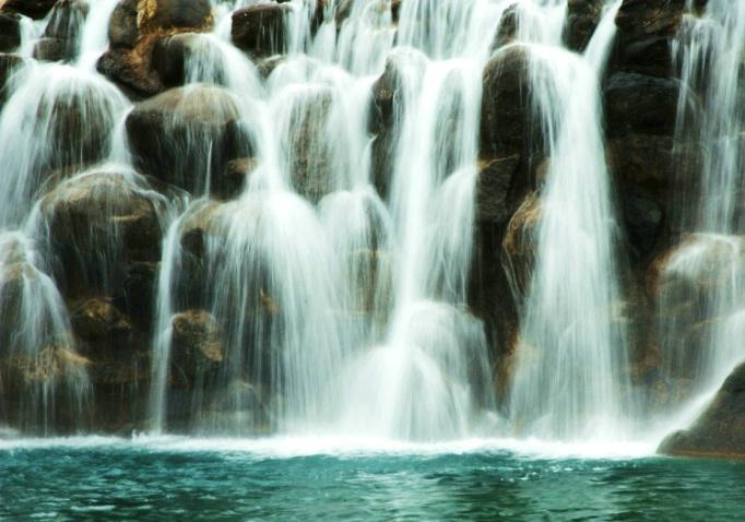 Twelve Bridges Falls