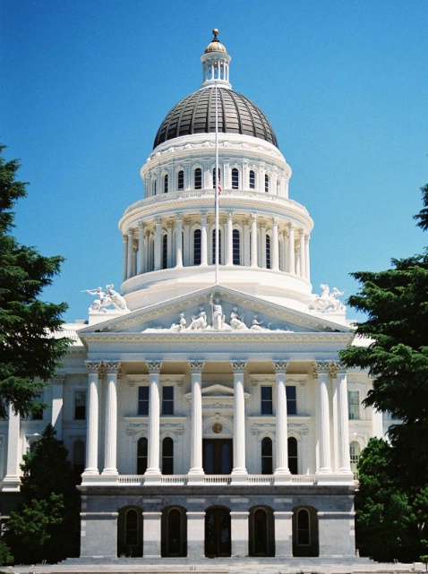 State Capital Sacramento, California