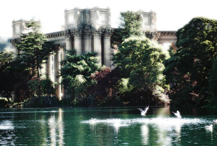 San Francisco, CA ~ The Palace of Fine Arts