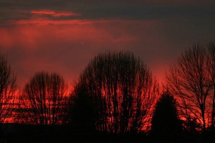 Sky a Blaze