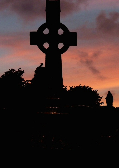 Silhouette 1-   Ireland