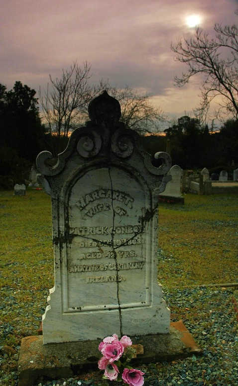 Old Folsom, CA 1700's Cemetery