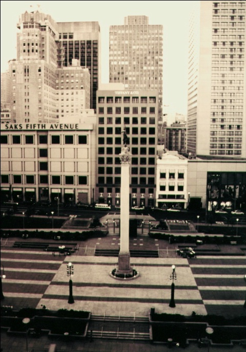 Union Square, San Francisco - CA