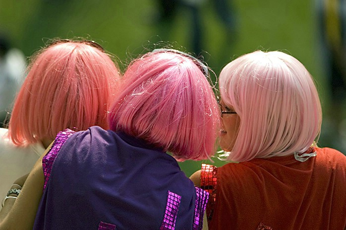 Pretty in Pink - Rugby Sevens