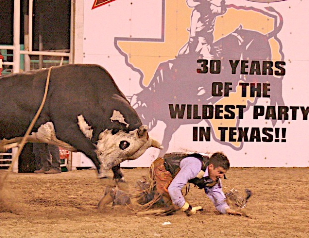Wildest Party in Texas (Bulleye)