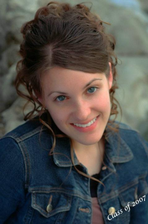 Kendra Stephens ~ Class of 2007