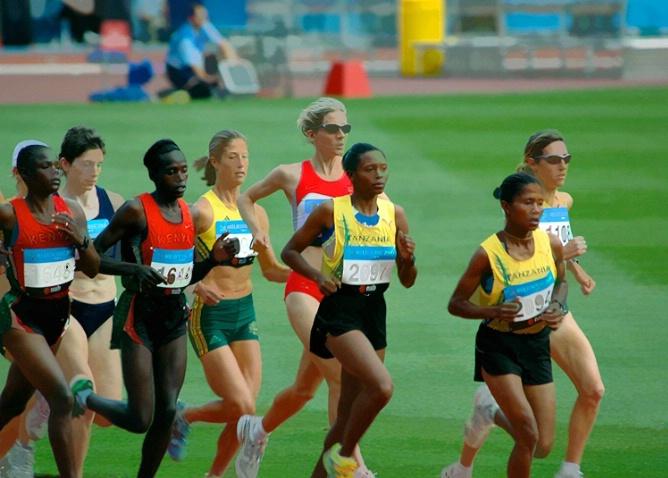 Marathon Runners, Melbourne