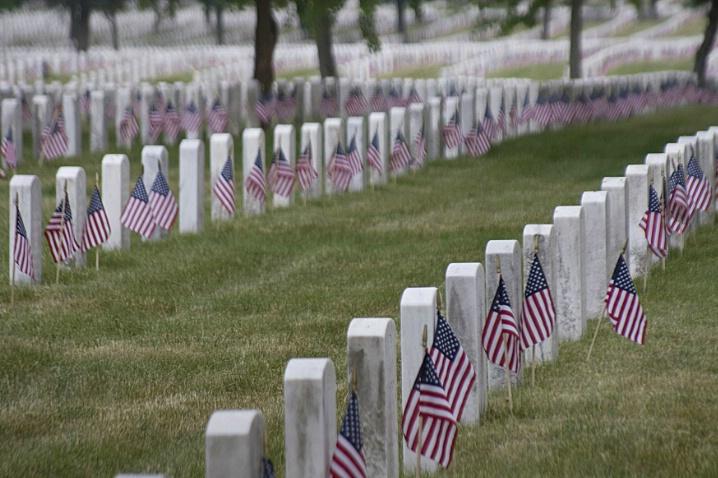 Memorial Day Remembers, Long Island Vets Memorial