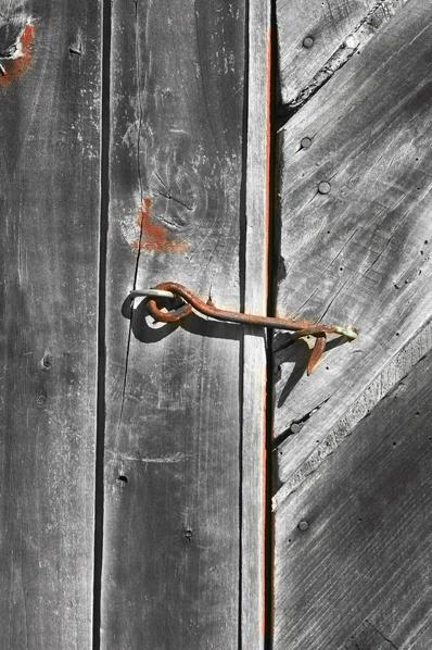 Barn Door Latch